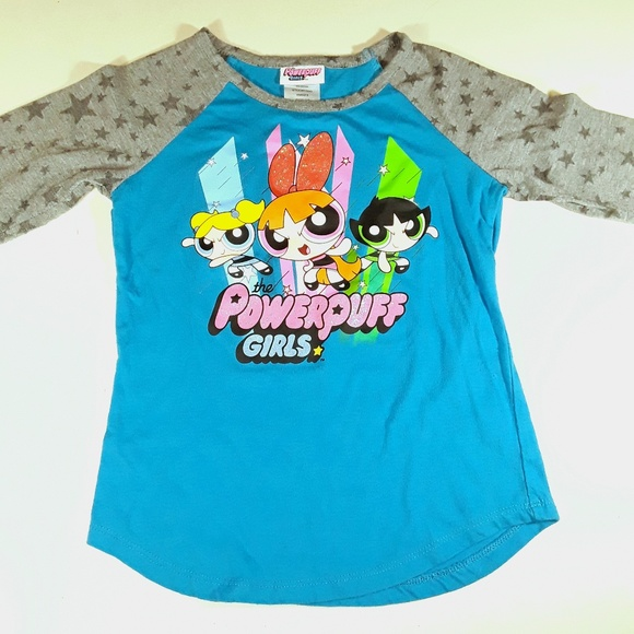 Cartoon Network Other - The Powerpuff Girls Long Sleeve Girls Shirt
